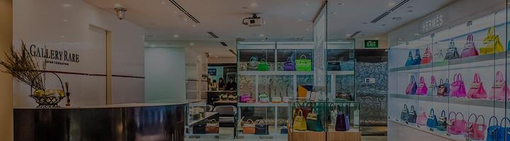ギャラリーレア シンガポール オーチャード店 公式サイトはこちら