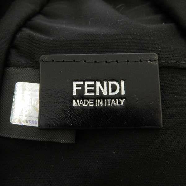 フェンディ ショルダーバッグ ナイロン ズッカ柄 7VA148 FENDI バッグ 斜めがけバッグ