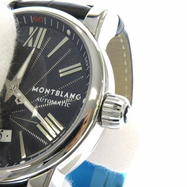 モンブラン スター オートマチック 102341 MONTBLANC 腕時計 黒文字盤