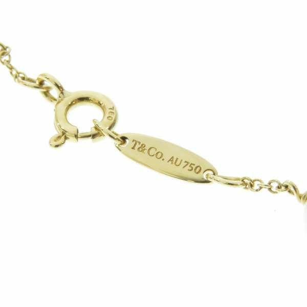 ティファニー ブレスレット バイザヤード K18YGイエローゴールド 淡水パール Tiffany&Co. アクセサリー ジュエリー