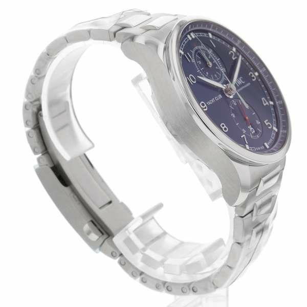 IWC ポルトギーゼ ヨットクラブ クロノグラフ IW390701 腕時計 ウォッチ