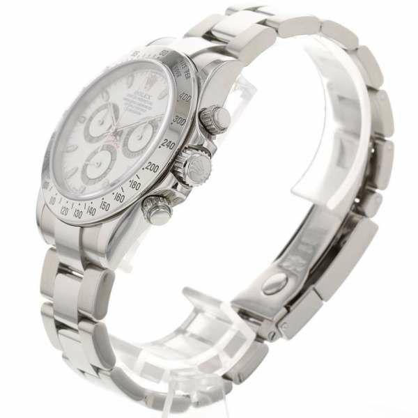 ロレックス コスモグラフ デイトナ K番 116520 白文字盤 ROLEX 腕時計 クロノグラフ ウォッチ