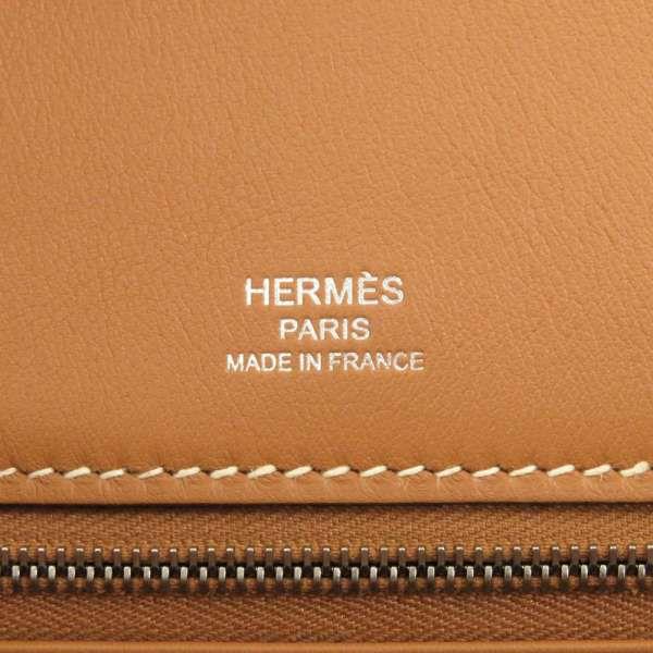 エルメス バーキン35 シャドウ ゴールド/シルバー金具 ヴォースイフト Y刻印 HERMES Birkin ハンドバッグ