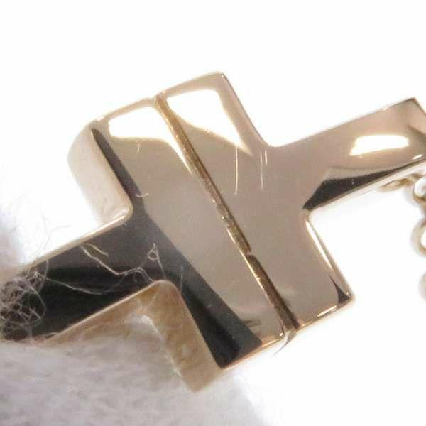 ティファニー ブレスレット ティファニーTコレクション シングルチェーン ブレスレット スモール K18PGピンクゴールド Tiffany&Co. ジュエリー ブレス