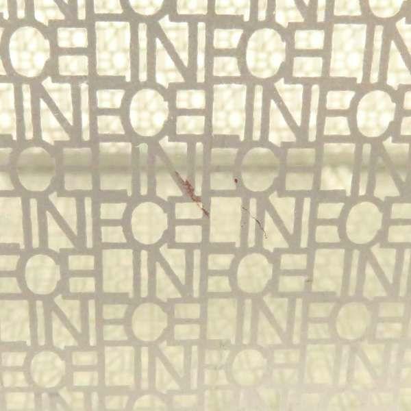 セリーヌ バニティバッグ クリアバッグ CELINE バッグ コスメケース ロゴ