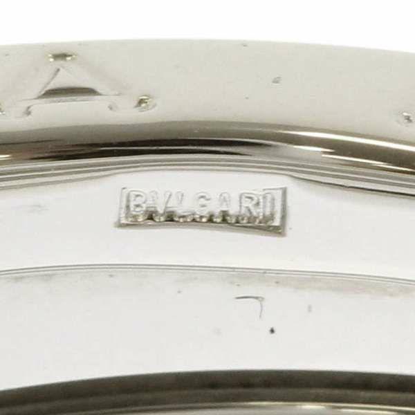 ブルガリ リング B-zero1 ビーゼロワン 4バンド K18WGホワイトゴールド リングサイズ60 324368 BVLGARI ジュエリー 指輪