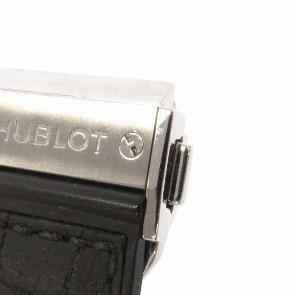 ウブロ ビッグバン 301.SM.1770.GR HUBLOT 腕時計 カーボン 黒文字盤 セラミック
