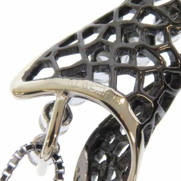 ダイヤモンド ネックレス ダイヤ0.70ct K18WGホワイトゴールド ジュエリー ペンダント