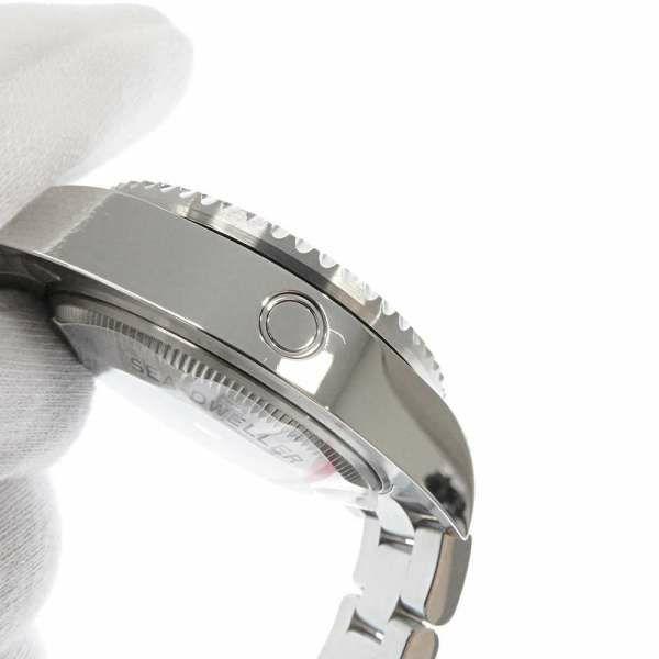 ロレックス シードゥエラー ディープシー ブルー文字盤 116660 ランダムシリアル ルーレット ROLEX 腕時計