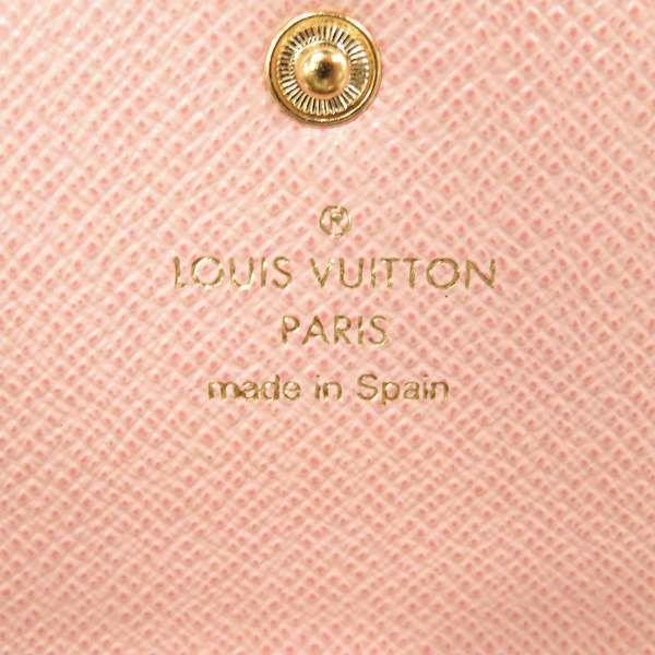 ルイヴィトン コインケース ダミエ・エベヌ ポルトモネ・ロザリ N64423 LOUIS VUITTON ヴィトン 小銭入れ
