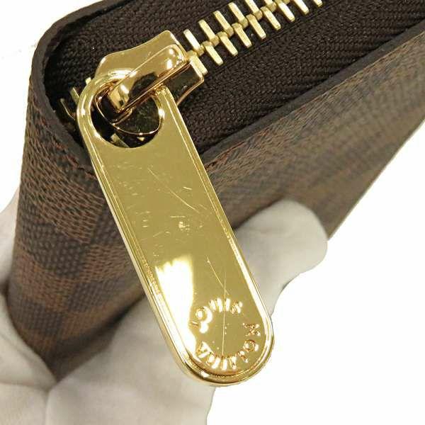 ルイヴィトン 長財布 ダミエ ジッピー・ウォレット N41661 LOUIS VUITTON ヴィトン 財布 ラウンドファスナー