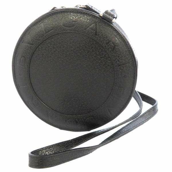 ブルガリ ショルダーバッグ ビーゼロワン BVLGARI バッグ ブラック 黒