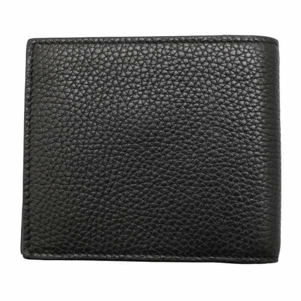 グッチ 財布 ドリアン レザー ブラック 473922 GUCCI 二つ折り財布 メンズ 黒