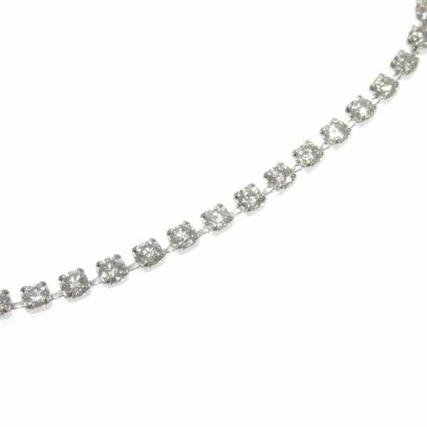 ダイヤモンド ブレスレット ダイヤ2.94ct Pt850 プラチナ850 ジュエリー アクセサリー テニスブレスレット