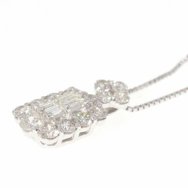 ダイヤモンド ネックレス ダイヤモンド 1.00ct Pt900/Pt850 プラチナ ジュエリー ダイヤ アクセサリー