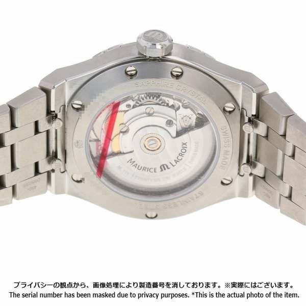 モーリスラクロア アイコン オートマティック39 AI6007-SS002-430-1 MAURICE LACROIX 腕時計