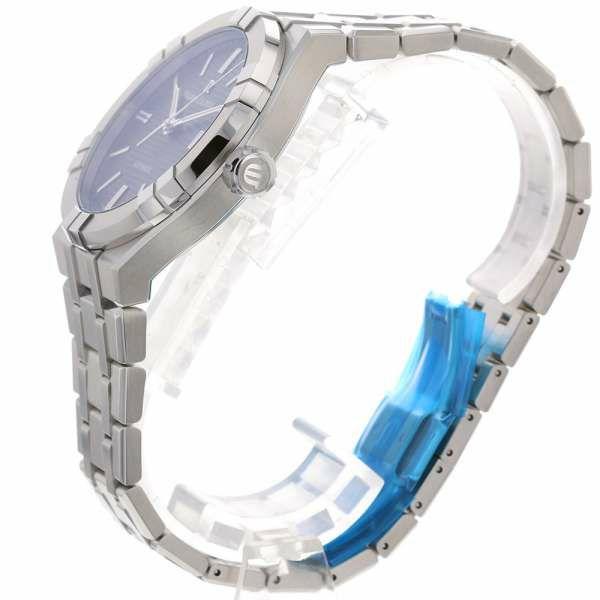 モーリスラクロア アイコン オートマティック 42 AI6008-SS002-330-1 MAURICE LACROIX 腕時計 黒文字盤