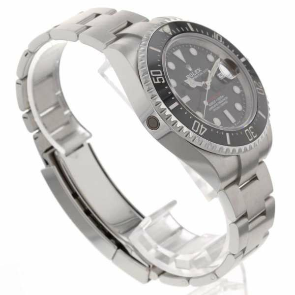 ロレックス シードゥエラー 1220 ランダムシリアル ルーレット 126600 ROLEX 腕時計 赤シード