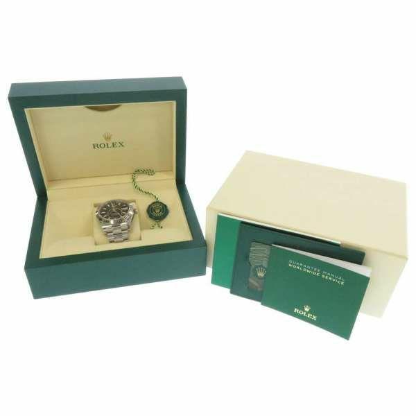 ロレックス スカイドゥエラー ランダムシリアル ルーレット 326934 ROLEX 腕時計