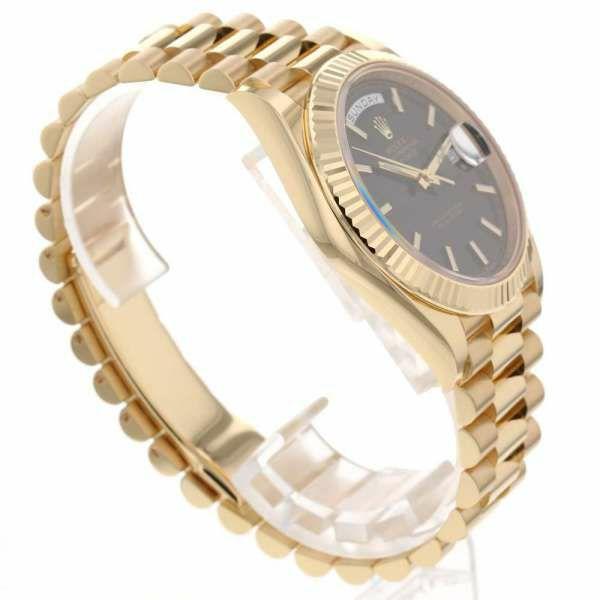 ロレックス デイデイト K18YG イエローゴールド ランダムシリア ルーレット 228238 ROLEX 腕時計