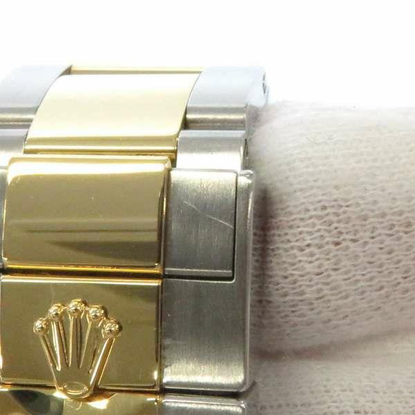 ロレックス シードゥエラー コンビ SS/K18イエローゴールド ランダムシリアル ルーレット 126603 ROLEX 腕時計 ウォッチ 黒文字盤