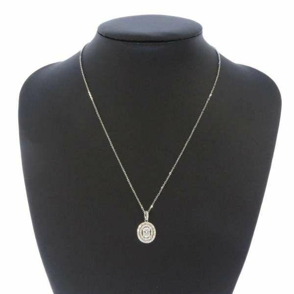 ダイヤモンド ネックレス ダイヤモンド 0.727ct Pt900プラチナ Pt850プラチナ ジュエリー ペンダント