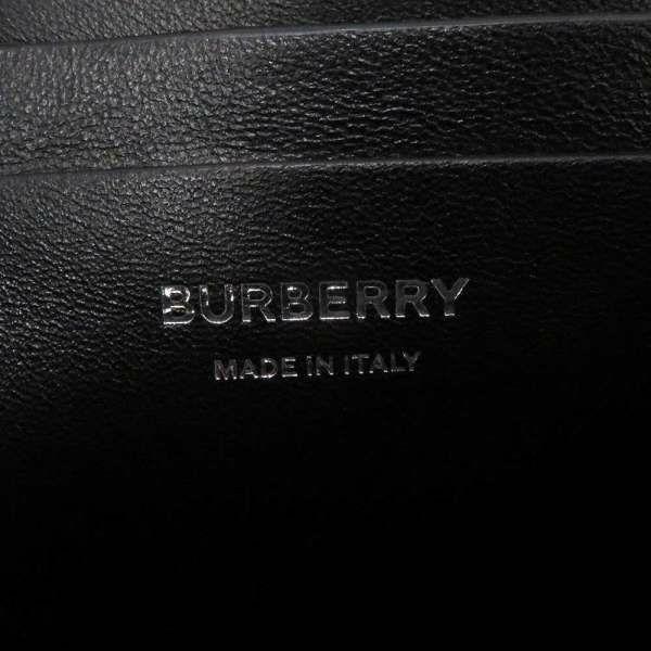 バーバリー ショルダーバッグ ホースフェリープリント BURBERRY バッグ 黒