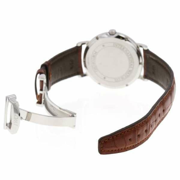IWC ポートフィノ IW356303 シルバー文字盤 腕時計
