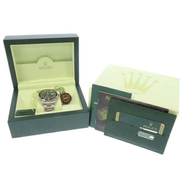 ロレックス サブマリーナ デイト ランダムシリアル ルーレット ROLEX 腕時計 ウォッチ メンズ 黒文字盤