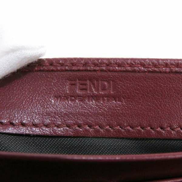 フェンディ 長財布 エフ イズ レザー 8M0251 FENDI 財布 二つ折り財布