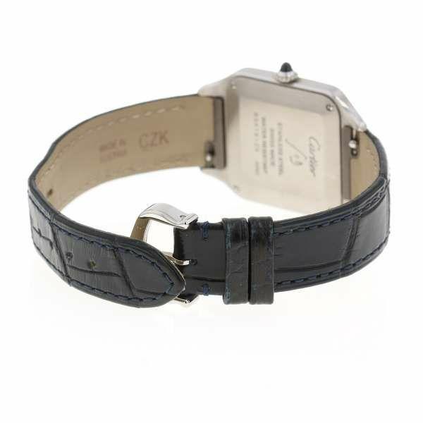 カルティエ サントスデュモンSM WSSA0023 Cartier 腕時計 クォーツ