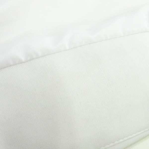 フェンディ ダウンジャケット フーデッド レディースサイズ36 FAA430 FENDI 服 アパレル ファー ホワイト 白