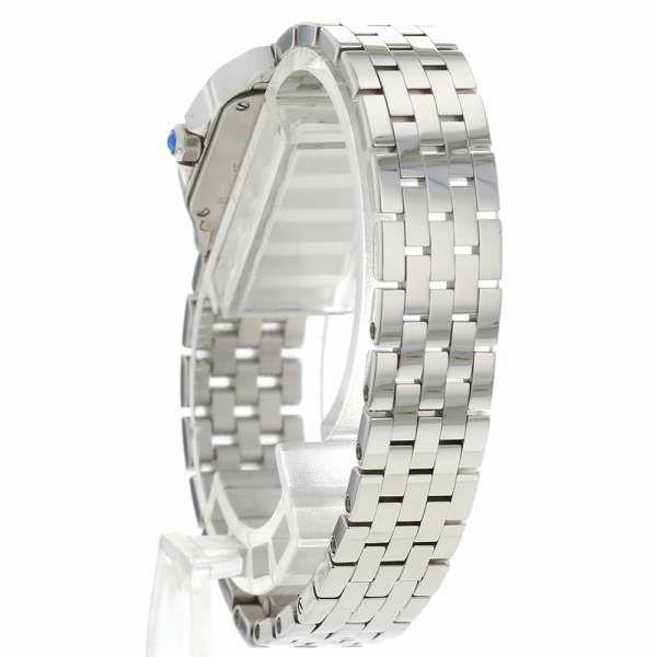カルティエ サントス ドゥ モワゼル W25064Z5 Cartier 腕時計 レディース 白文字盤