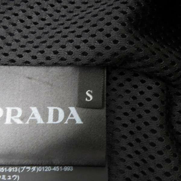 プラダ ジャケット トラックスーツ ジャージー メンズサイズS SJC549 PRADA 服 アパレル