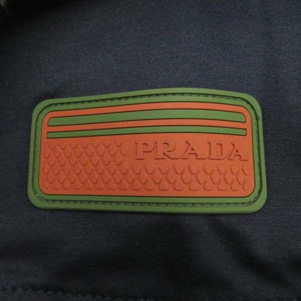 プラダ ジャケット トラックスーツ ジャージー メンズサイズM SJC549 PRADA 服 アパレル