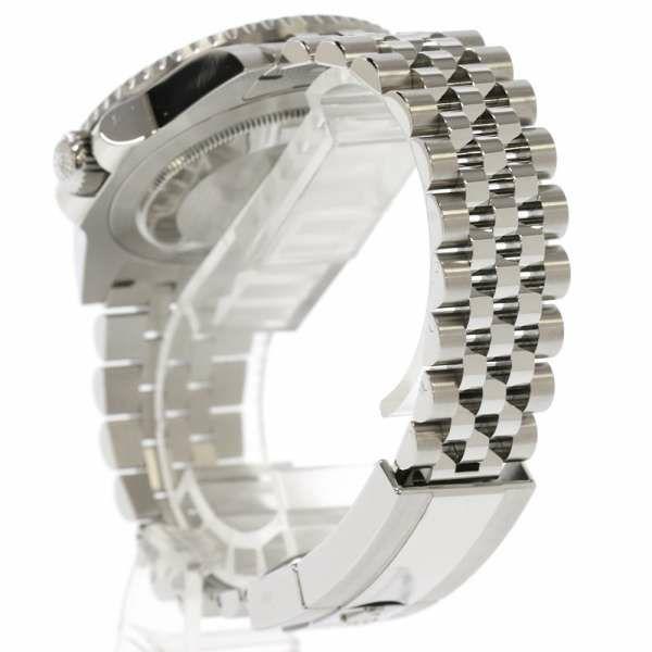 ロレックス GMTマスター2 デイト ランダムシリアル ルーレット 126710BLRO ROLEX 腕時計