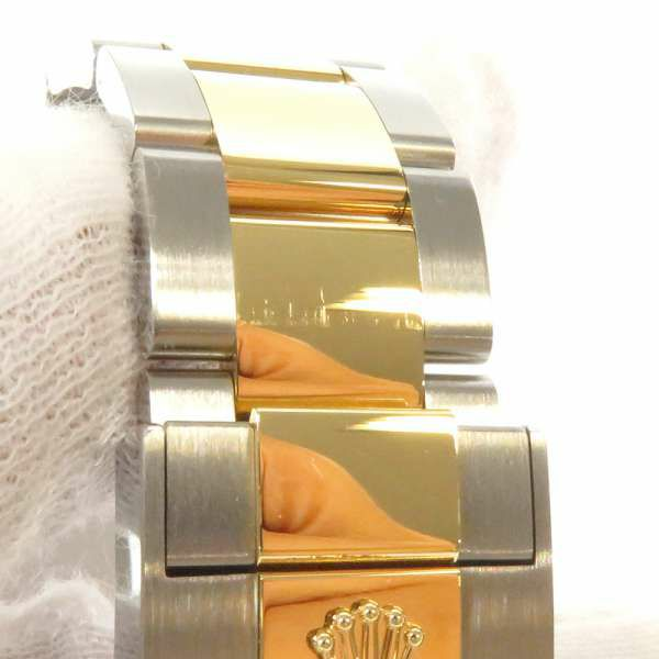 ロレックス サブマリーナ デイト コンビ SS/K18YGイエローゴールド ランダムシリアル ルーレット 126613LN ROLEX 腕時計 ウォッチ 黒文字盤
