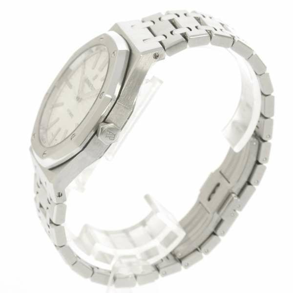 オーデマピゲ ロイヤルオーク 15400ST.OO.1220ST.02 AUDEMARS PIGUET 腕時計 AP ウォッチ シルバー文字盤 AP