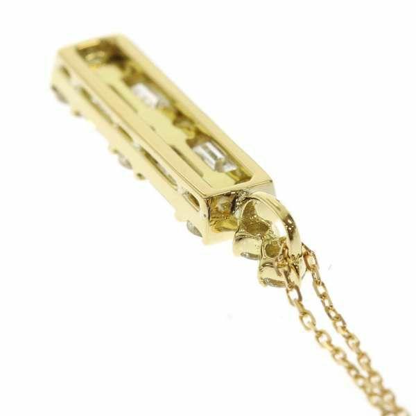 ダイヤモンド ネックレス ダイヤモンド 0.83ct K18YGイエローゴールド ジュエリー ダイヤ アクセサリー