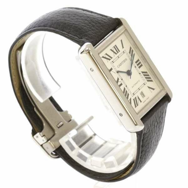 カルティエ タンク ソロ XL WSTA0029 Cartier 腕時計 ウォッチ 白文字盤