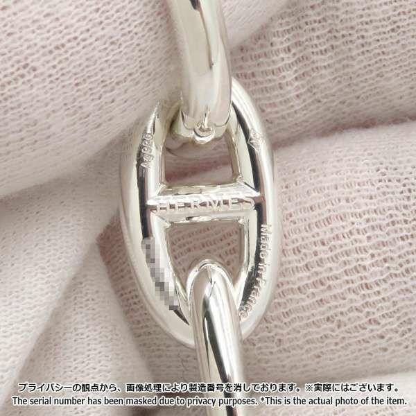 エルメス ブレスレット シェーヌダンクルGM 13コマ シルバー925 Ag925 HERMES Chaine d Ancre ジュエリー
