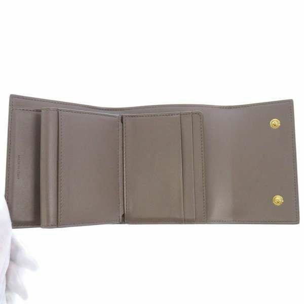 セリーヌ 三つ折り財布 スモール トリフォールド ウォレット 10B573BEL.10BL CELINE 財布 折りたたみ