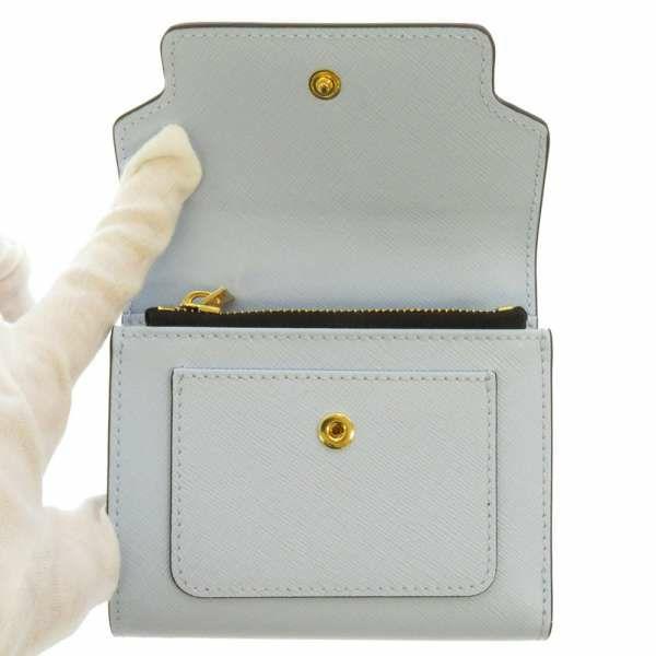 マルニ 二つ折り財布 コンパクトウォレット PFMO0024U2 MARNI 財布 ミニ財布