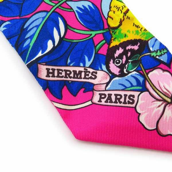 エルメス スカーフ ツイリー ジャングル・ラブ・ラブ Jungle Love Love HERMES 2020年春夏