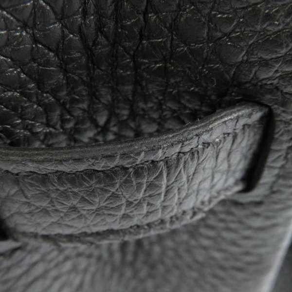 エルメス バーキン30 ブラック/ゴールド金具 トゴ Z刻印 HERMES Birkin ハンドバッグ 黒