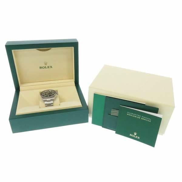 ロレックス サブマリーナ ノンデイト ランダムシリアル ルーレット 124060 ROLEX 腕時計 黒文字盤