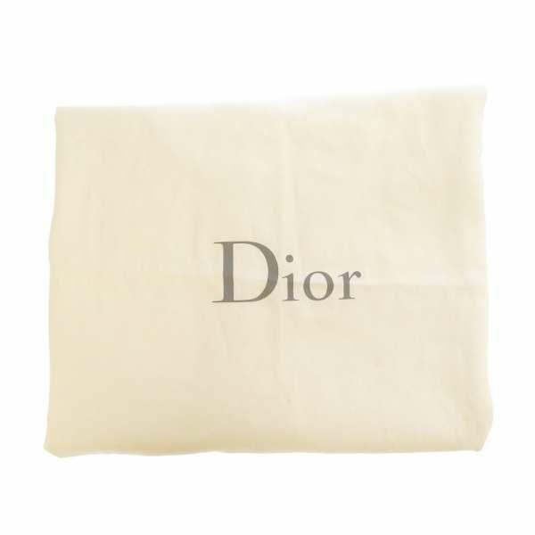 クリスチャンディオール トートバッグ ブックトート M1296ZRPI Christian Dior 千鳥格子柄 黒 白