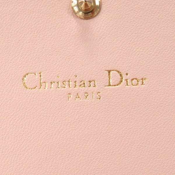 クリスチャン・ディオール チェーンウォレット ディオラマ  S0311OVKK Christian Dior DIORAMA クラッチバッグ ショルダー
