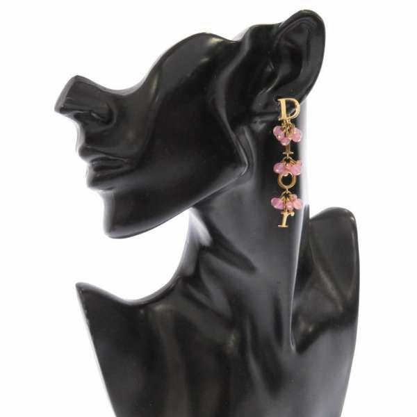 クリスチャン・ディオール イヤリング ロゴ Christian Dior アクセサリー