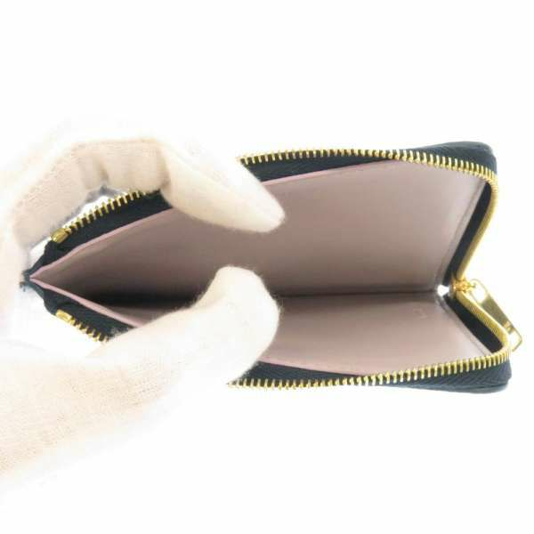 セリーヌ コインケース カードケース付き 10D88 CELINE 財布 コインパース 小銭入れ ミニウォレット